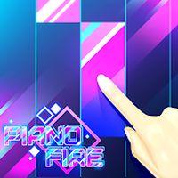 Biểu tượng Piano Fire - EDM Music & New Rhythm