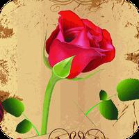 Rose Live Wallpaper Simgesi