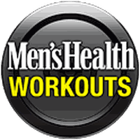 Ícone do Men's Health Workouts