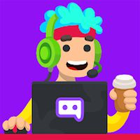 Иконка Idle Streamer Симулятор - Стать блогером