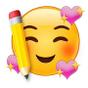 Emoji maker stickers creator, EmojiSet stickers