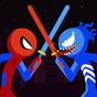 Spider Stickman Fighting 2 - Supeme Dual