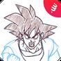 WeDraw - Como Desenhar Anime & Desenhos Animados
