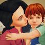 real mãe vida simulador feliz família jogos 3d