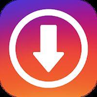 Ícone do Downloader de fotos e vídeos para Instagram