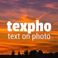Ícone do Texto em Fotos - Texpho