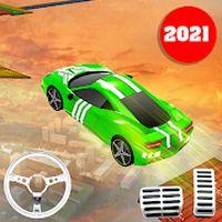 Иконка Car Stunt Racing - Mega Ramp Car Jumping