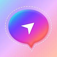 ไอคอน APK ของ Messenger Prank, Text and Video Chat