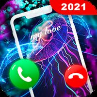 Icono de Color Flash Theme-Call Screen