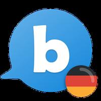 Ícone do Aprender alemão com busuu