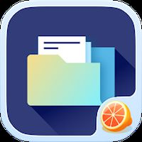 PoMelo File Explorer- File Manager & Cleaner icon