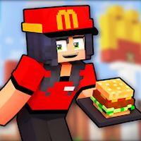 Icône de Fast Food Restaurant Mod for Minecraft