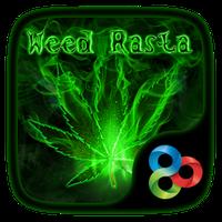 Icono de Weed Rasta GO Launcher Theme