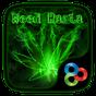 Weed Rasta GO Launcher Theme 3.3.0