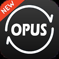 Opus to Mp3 converter - Convert Opus to Mp3 icon