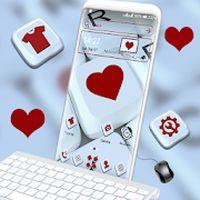 Love Keyboard Launcher Theme icon