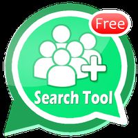 Ikona apk Friend Search for WhatsApp