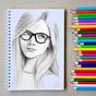 Como desenhar uma pessoa realista