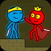 Εικονίδιο του Red and Blue Stickman : Animation Parkour