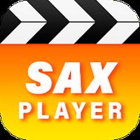 SAX Video Player - HD Video Player With Gallery icon