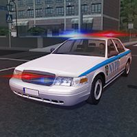 Police Patrol Simulator Icon