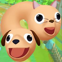 Ícone do Cats & Dogs 3D