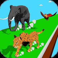 Animal Transform Race - Epic Race 3D Simgesi
