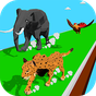 Animal Transform Race - Epic Race 3D