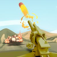 Icoană Mortar Clash 3D: Battle Games