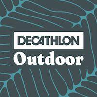 Icône de Decathlon Outdoor : sorties nature à pied, à vélo