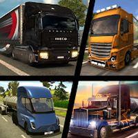 Icoană Truck Sim: Offroad Driver