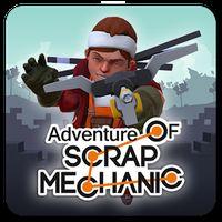 Icône apk Adventure of Scrap Mechanic