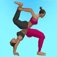 Couples Yoga Icon