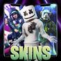 FBR Skins for Battle Royale Game