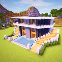 Craft World - Master Building Block Game 3D icon