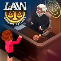 Law Empire Tycoon - Idle Game Justice Simulator icon