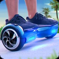 Icône de Surf par planche de surf 3D