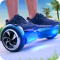 Hoverboard surfista 3D