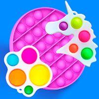 Antistress Fidget Games: Pop It & Simple Dimple icon