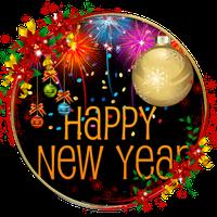 Ícone do apk Molduras de Feliz Ano Novo