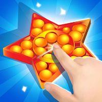 Icoană Pop it Stars - Jucării antistres