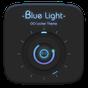 Blue Light GO Locker Theme 1.0 APK