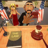 Judge 3D icon