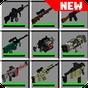 Оружие в майнкрафте