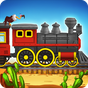Western Train Driving Race  APK
