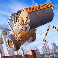 Icoană Construction Ramp Jumping