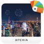 XPERIA™ New Year's Eve Theme 1.0.0