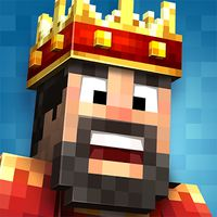Ícone do apk Craft Royale - Clash of Pixels