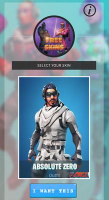 fortnite skins for free image - download fortnite skins