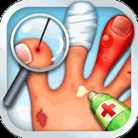 手の医者 - 子供のゲーム APK アイコン